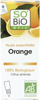 Huile essentielle Orange bio