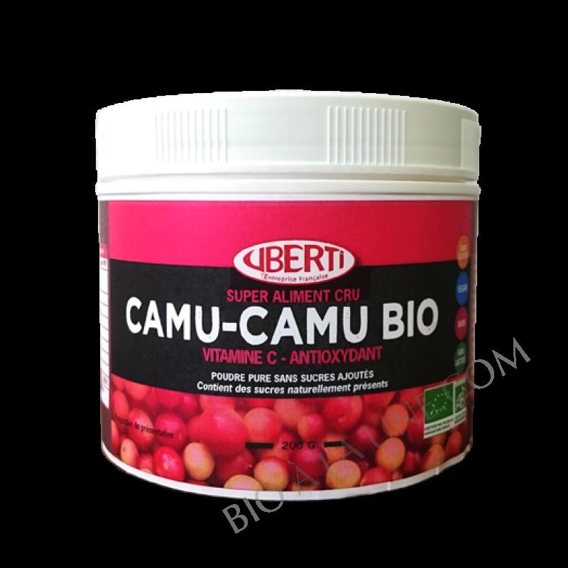 Camu-camu bio en poudre - CRUBERTI'S