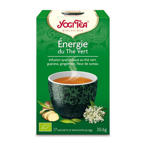 Energie du Thé Vert