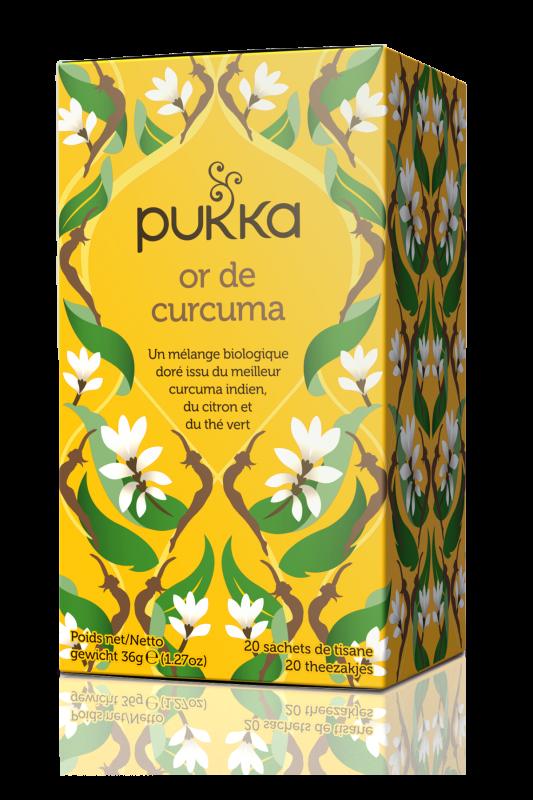 Or de Curcuma