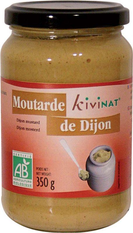 Moutarde de Dijon Kivinat