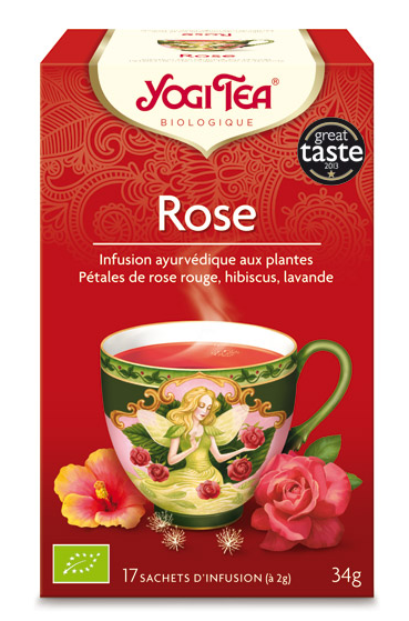 Infusion Rose