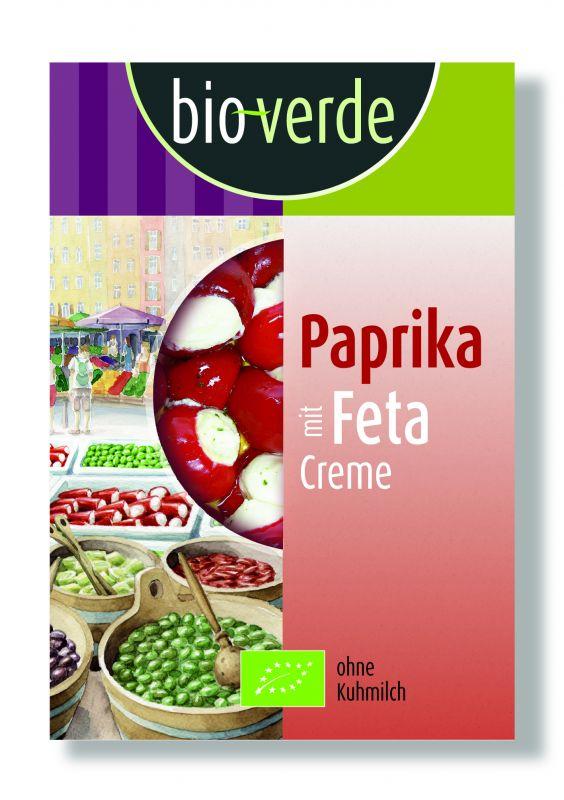Poivrons à la crème de Feta 150g