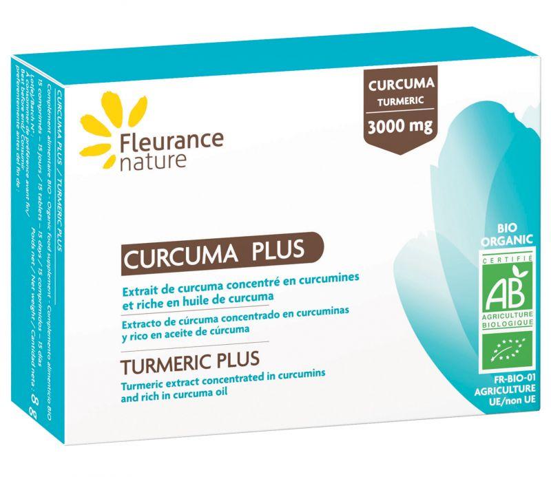Curcuma plus bio