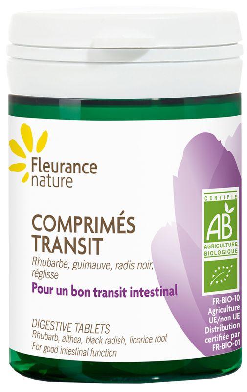 Comprimés transit bio