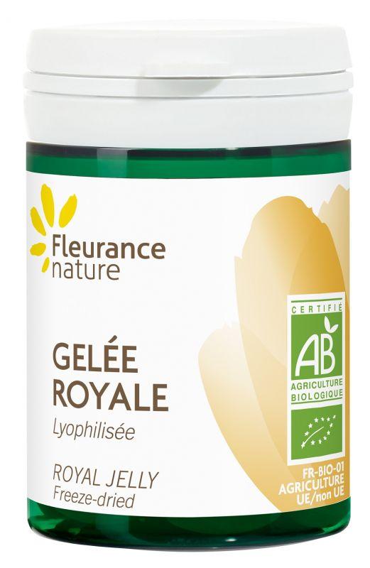Gelée royale - acérola lyophilisé bio