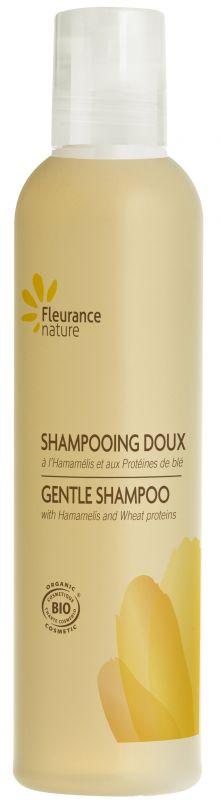 Shampooing doux à l'hamamélis