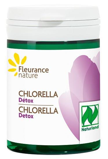 Chlorella Detox