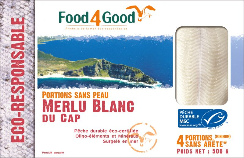 Merlu Blanc du Cap - Food 4 Good