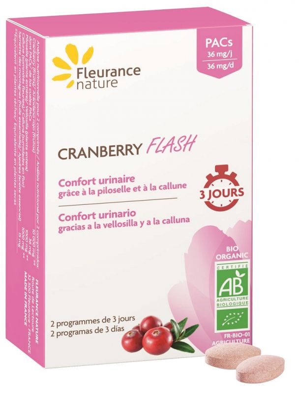 Cranberry Flash Bio