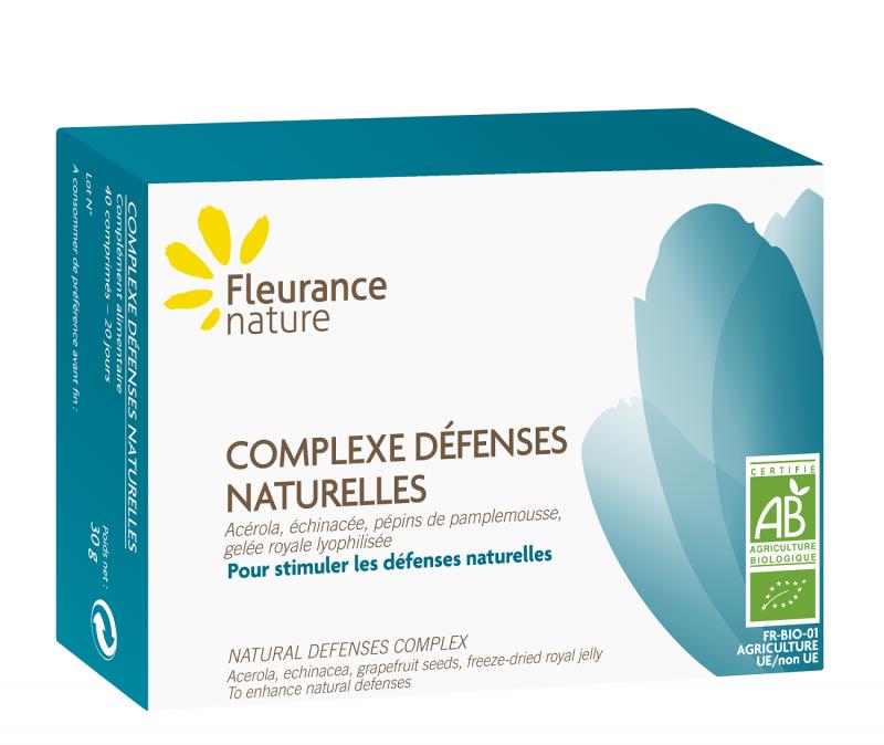 Complexe défenses naturelles bio