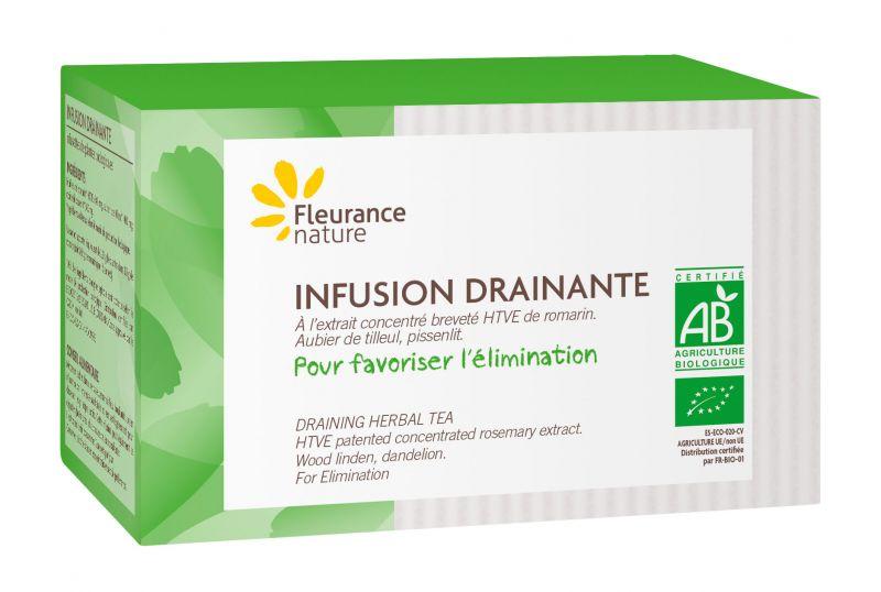 Infusion drainante bio
