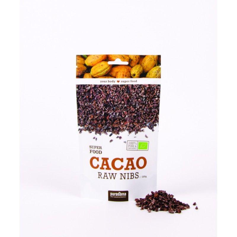 Eclats de cacao