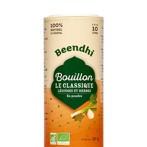 Bouillon Le Classique - Légumes et Herbes