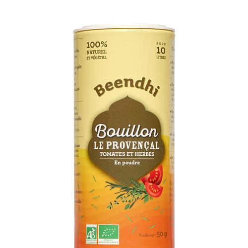 Bouillon Le Provençal - Tomates et Herbes