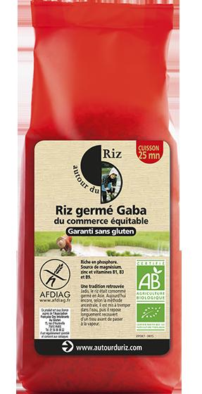 Riz germé Gaba
