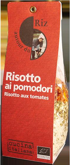 Risotto ai pomodori (Risotto aux tomates)