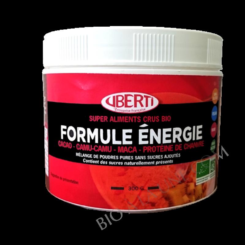 Formule ENERGIE Bio - CRUBERTI'S