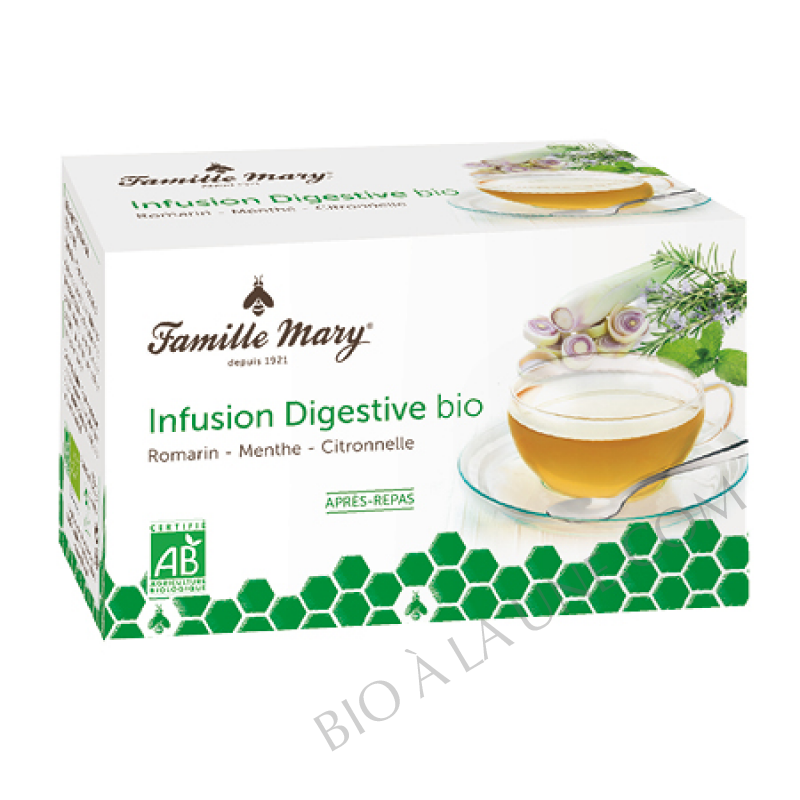 Infusion digestive