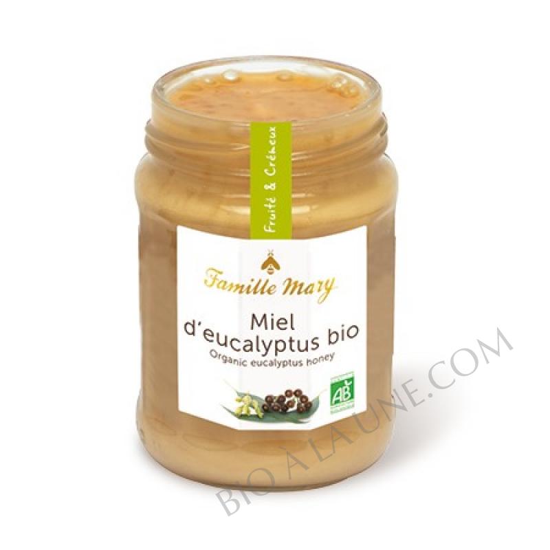 miel eucalyptus bio