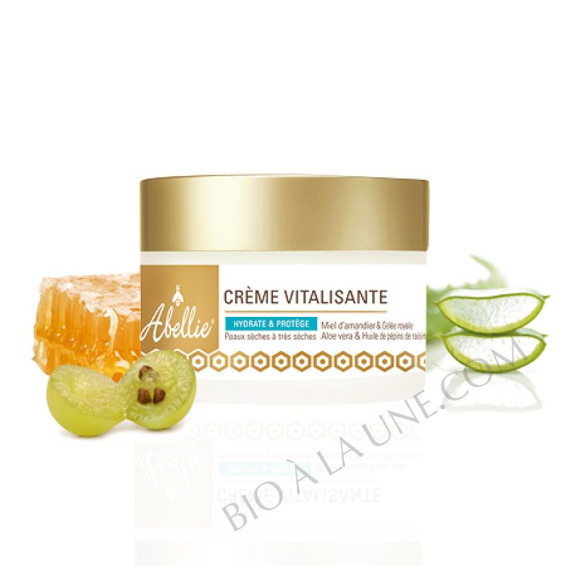 crème vitalisante abellie bio