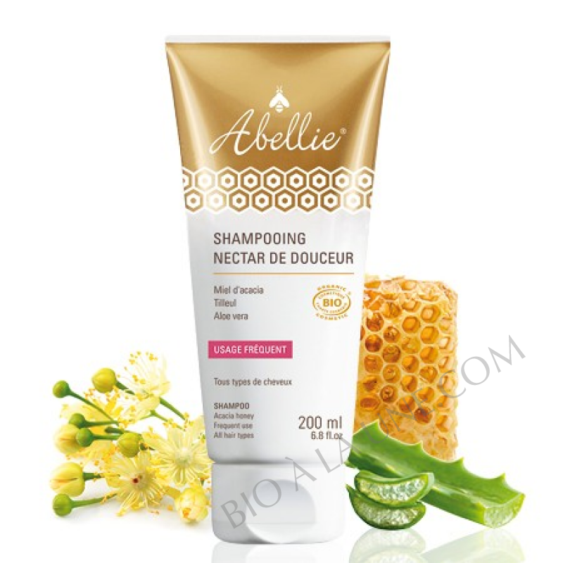 Shampooing Nectar de douceur - Abellie - bio