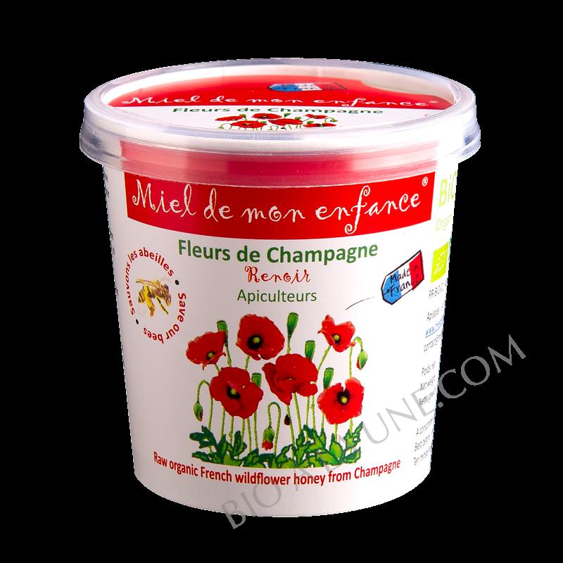 Miel de mon enfance Fleurs de Champagne