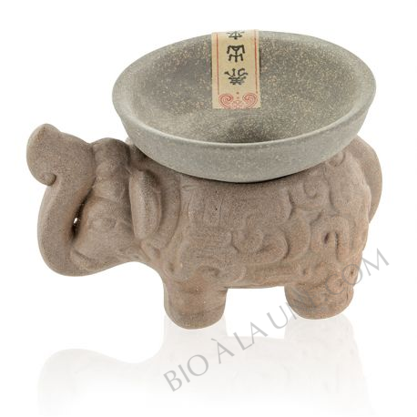 PORTE ENCENS ELEPHANT AROMANDISE