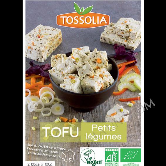Tofu Petits légumes