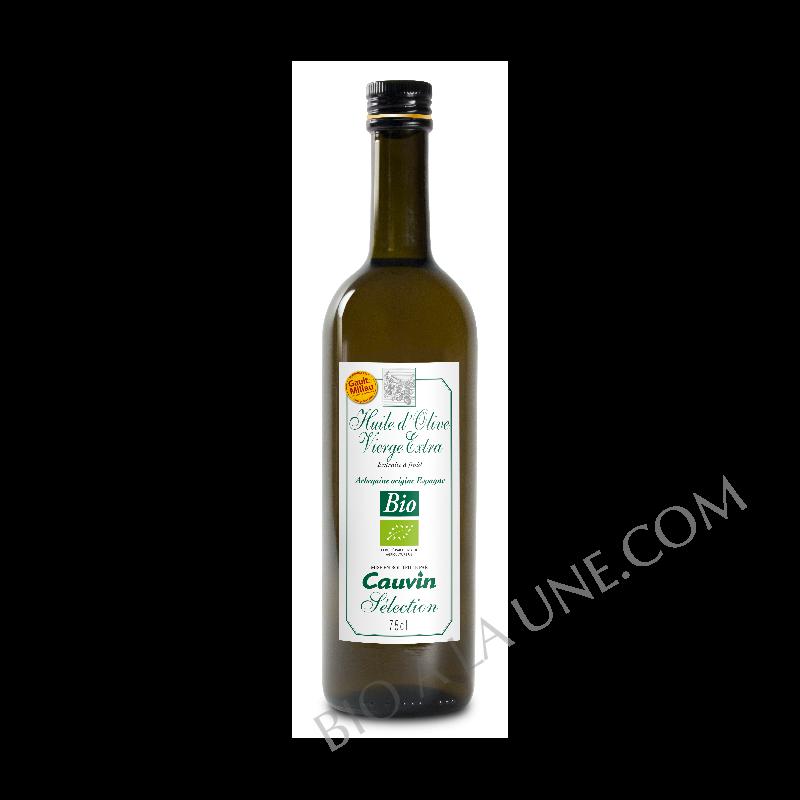 Huile d'olive vierge extra Sélection Bio