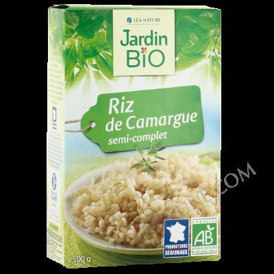 Sachet de riz de Camargue semi-complet