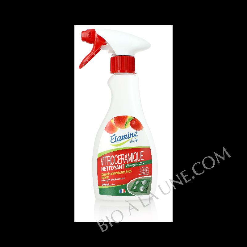 Nettoyant vitrocéramique Etamine du lys