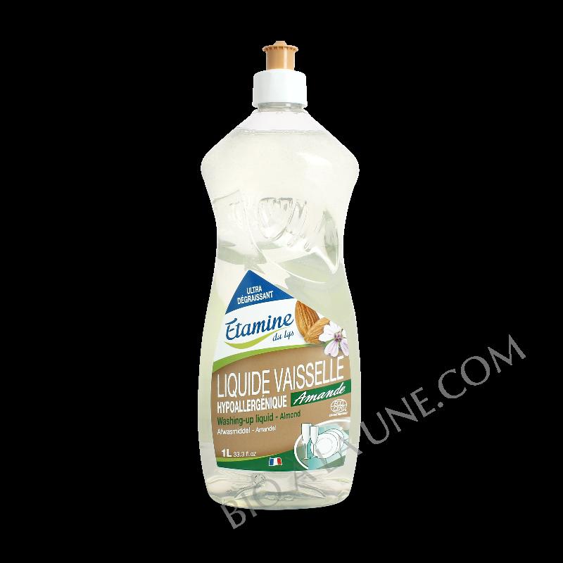 Liquide vaisselle amande 1L Etamine du lys