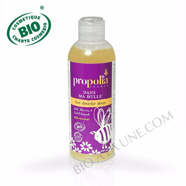 Gel douche doux de Propolia