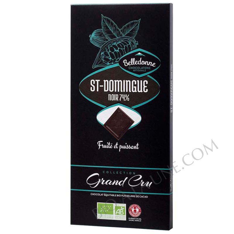 tablette noir St Domingue