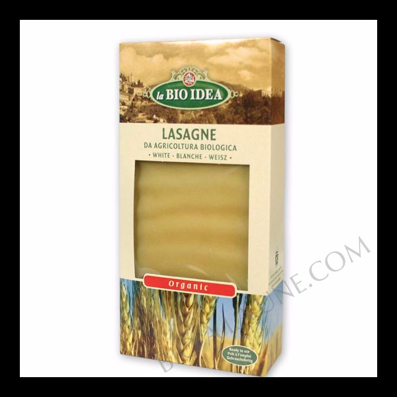 Lasagnes La Bio Idea