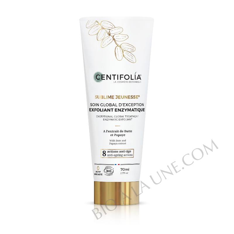Exfoliant enzymatique Sublime Jeunesse