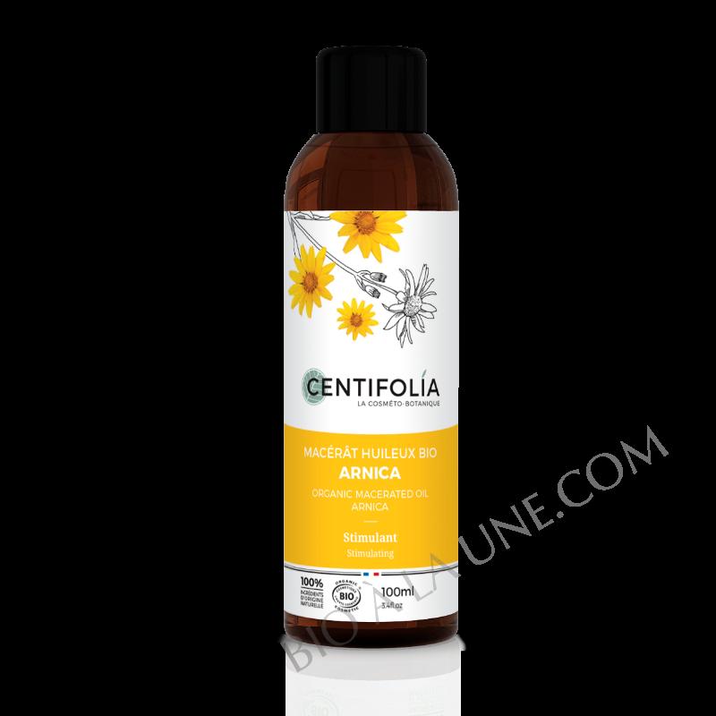 Macérât huileux d'Arnica biologique