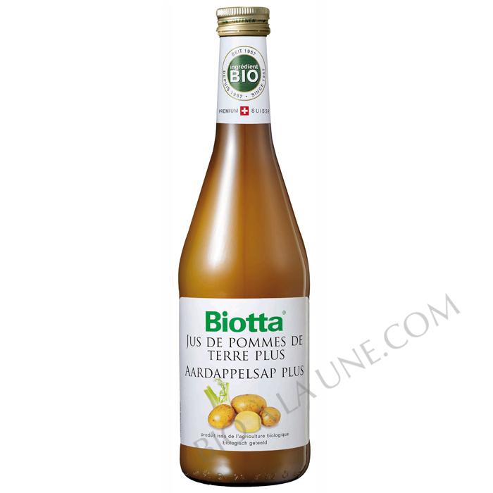 Biotta® Jus de Pommes de Terre Plus