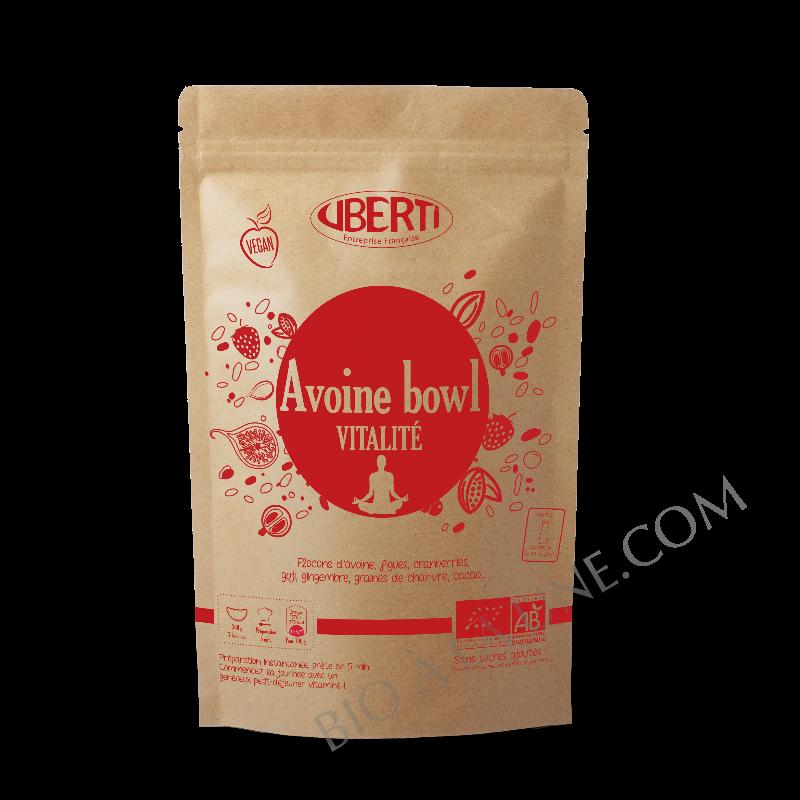 avoine bowl vitalité