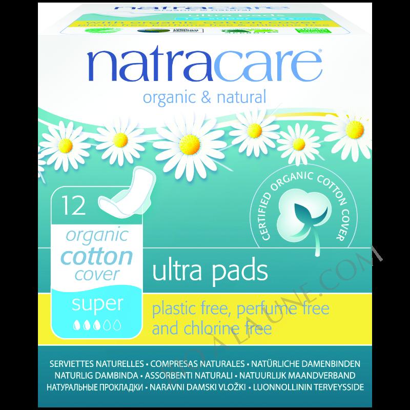 Serviettes Ultra Natracare