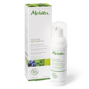 Mousse nettoyante bio - Melvita