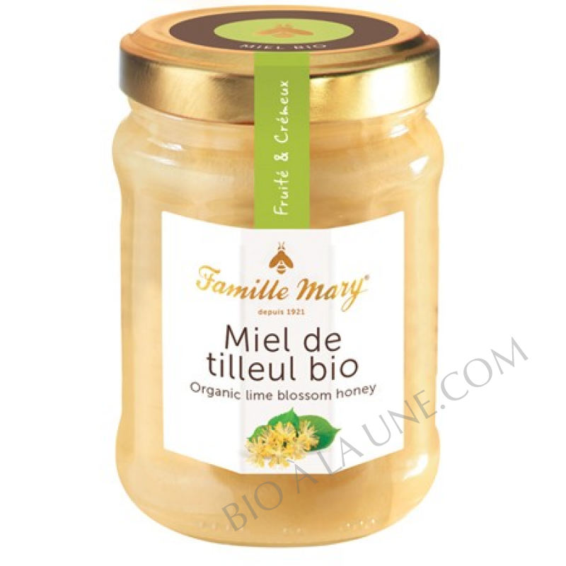 Miel de Tilleul BIO*