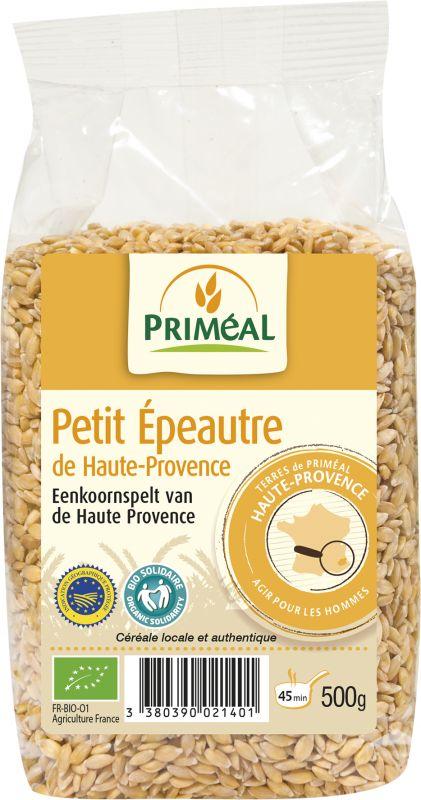 Petit épeautre de Haute Provence bio