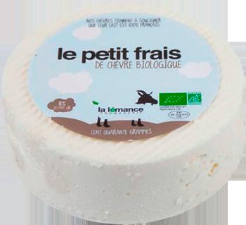 Le P'tit Frais / Gamme chèvre