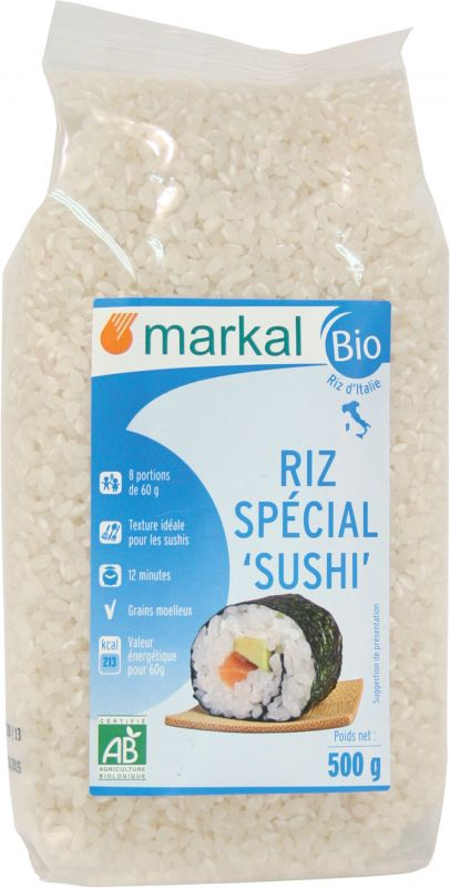 Riz spécial 'sushi' - Markal