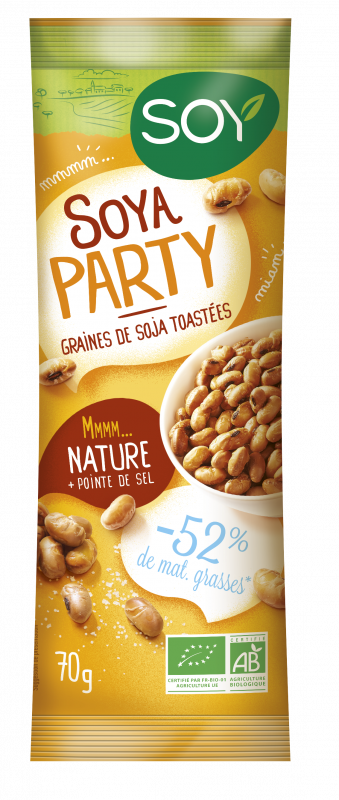Soya Party Nature