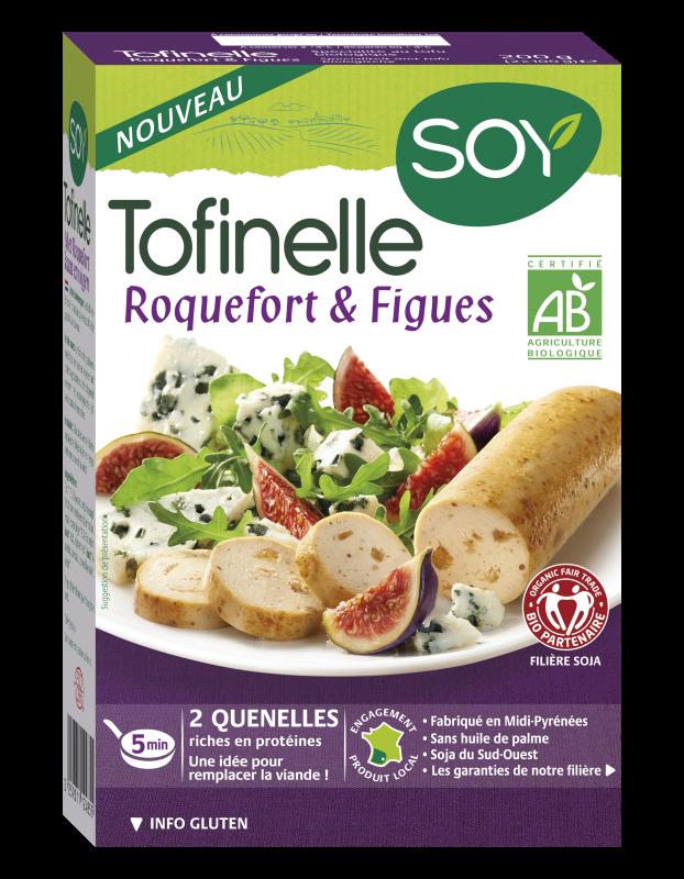 Tofinelle Roquefort & Figues