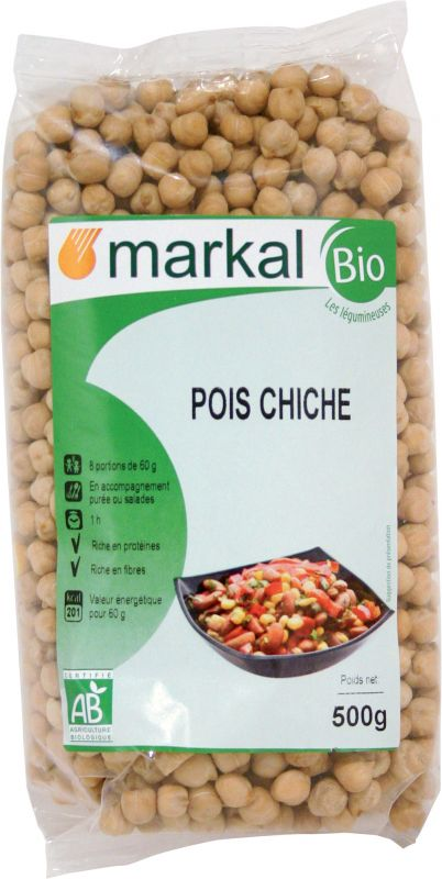 Pois chiches - Markal