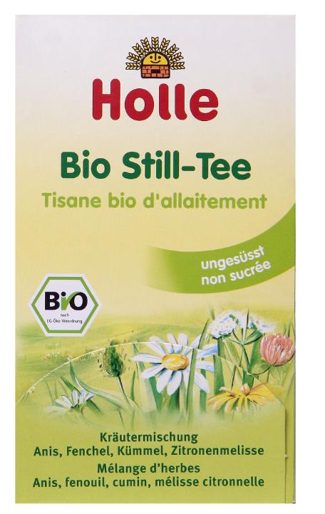 Tisane d'allaitement - Holle